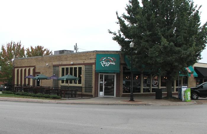 Papa Keno S Pizzeria Overland Park Kansas