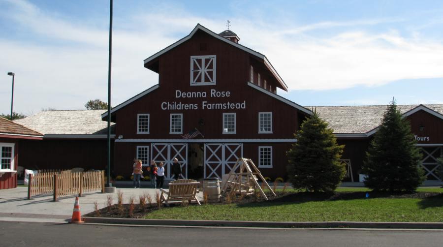 Deanna Rose Childrens Farmstead Entrance