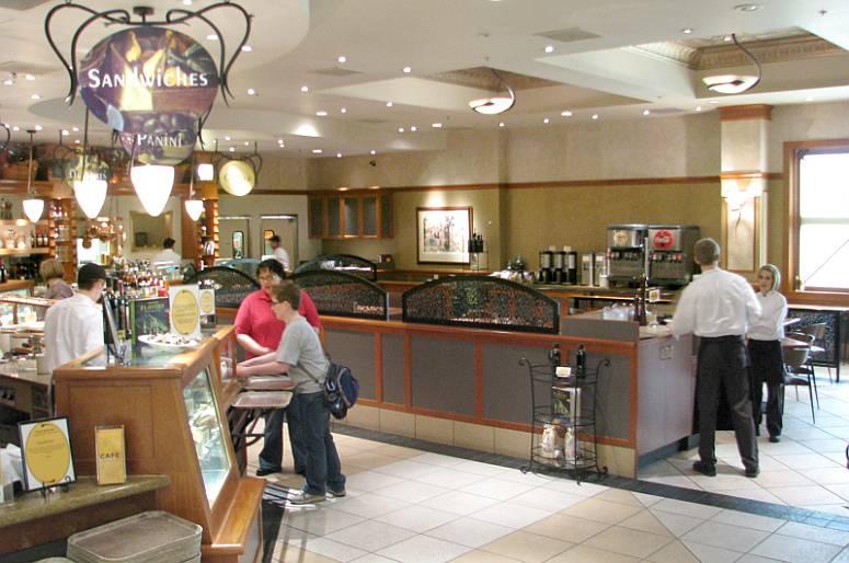 Nordstrom Oak Park Mall Cafe