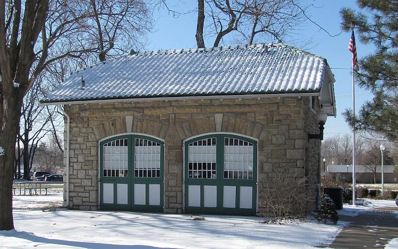 Strang Carriage House Overland Park Kansas
