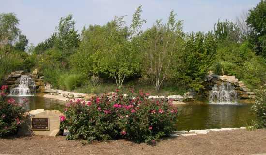 High Quality Erickson Water Garden At Overland Park Arboretum U0026 Botanical Gardens