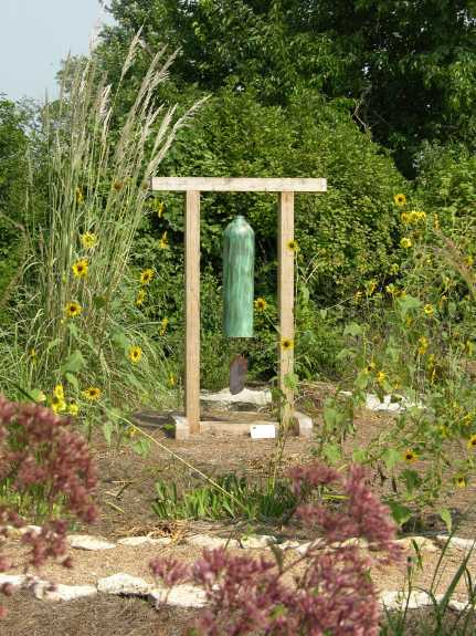 ... Overland Park Arboretum And Botanical Gardens Is The Lovely Monet Garden  Inspired By The Gardens In Giverny. 14 Sculptures Are Set Throughout The ...