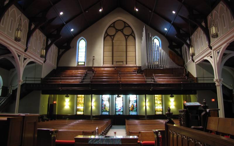 First Presbyterian Church Topeka Kansas