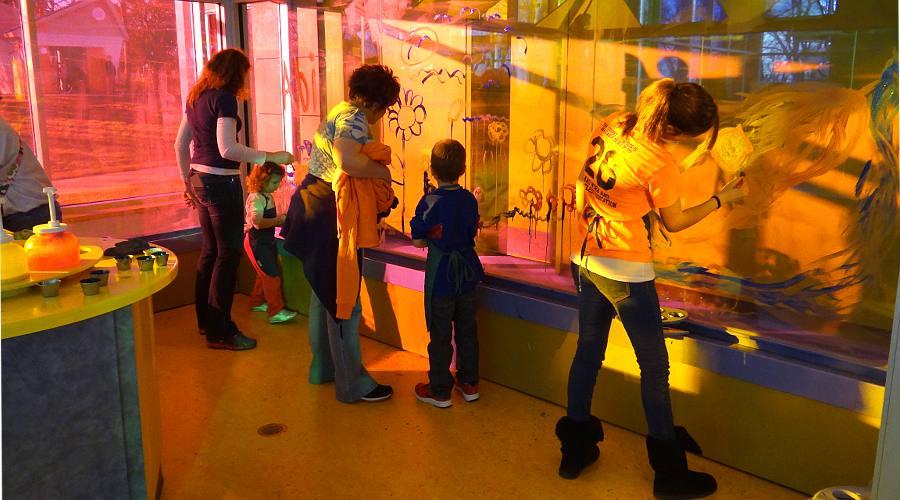 Kansas Childrens Discovery Center Topeka Kansas