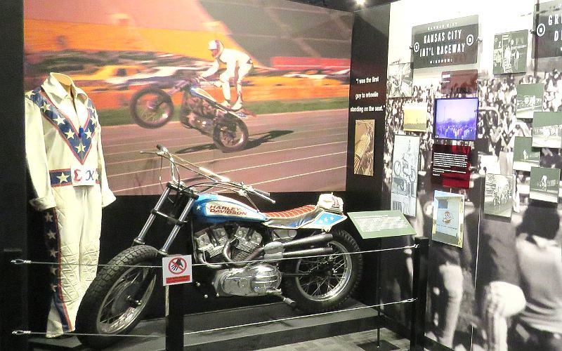Pocono Harley Davidson >> The Evel Knievel Museum - Topeka, Kansas