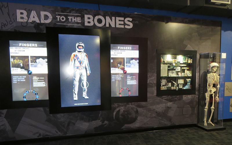 The Evel Knievel Museum Topeka Kansas