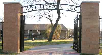 Kansas Zoos, Wildlife Parks and Animal Sanctuaries
